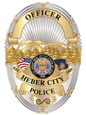 Heber City Police Badge