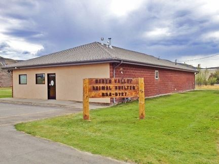 Heber Animal Shelter Building
