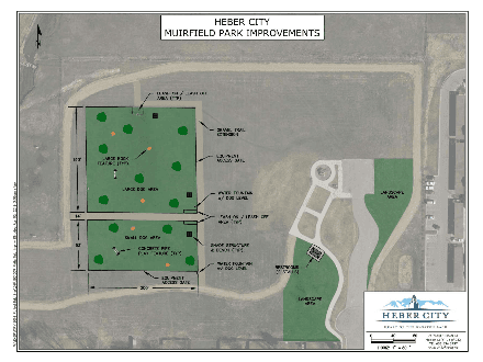 Muerfield Dog Park Improvement Project